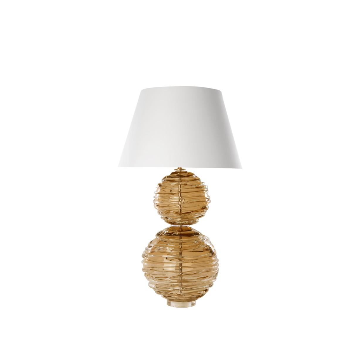 William Yeoward | Alfie Table Lamp Amber