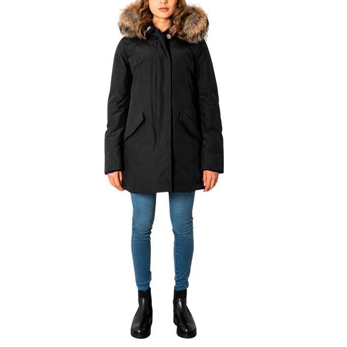 Woolrich Women's Jacket Black 319704 - black M