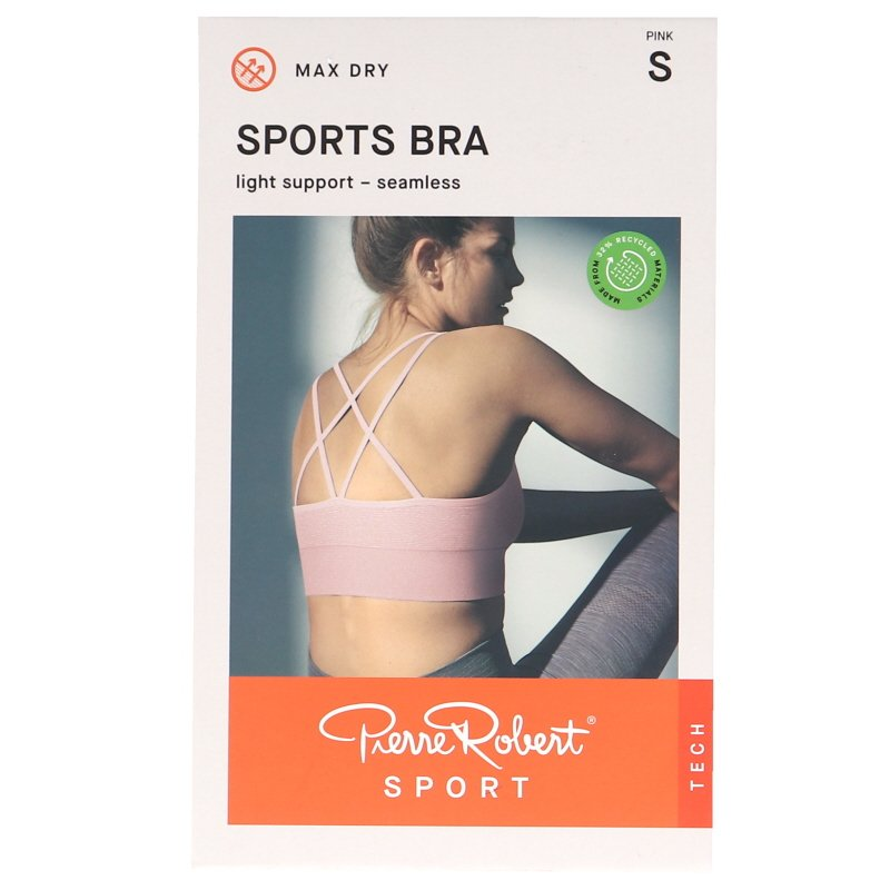 Urheiluliivi Light Support Pink Koko S - 60% alennus
