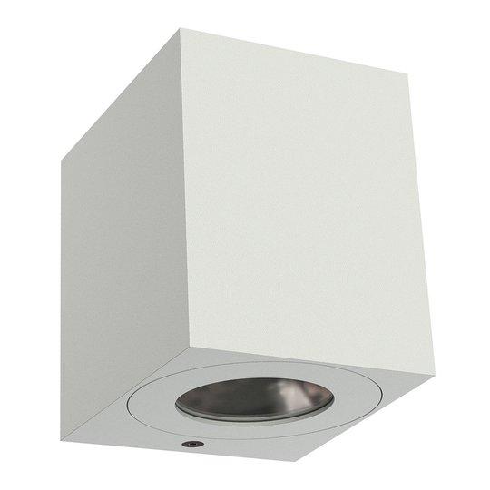 LED-ulkoseinävalaisin Canto Kubi 2, 10 cm
