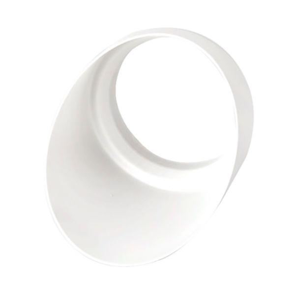 Hide-a-Lite Cap Focus Avskjerming 49 mm Hvit