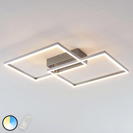 LED-kattovalaisin Quadra, himmennettävä