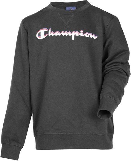 Champion Kids Crewneck Genser, Anthracite XS