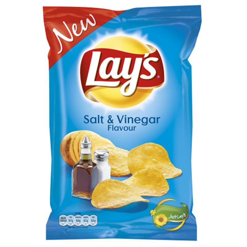 Chips Salt & Vinäger - 25% rabatt