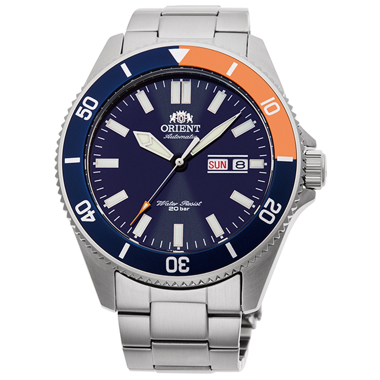 Orient Men's Watch Silver RA-AA0913L19B