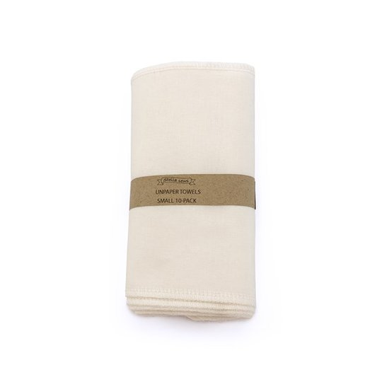 Hildebrandt Sustainable Living Unpaper Towels Vita - Small, 10-pack