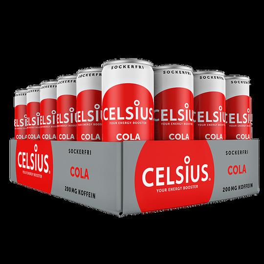 24 x Celsius, 355 ml, Cola