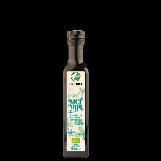 MCT-olja, 250 ml