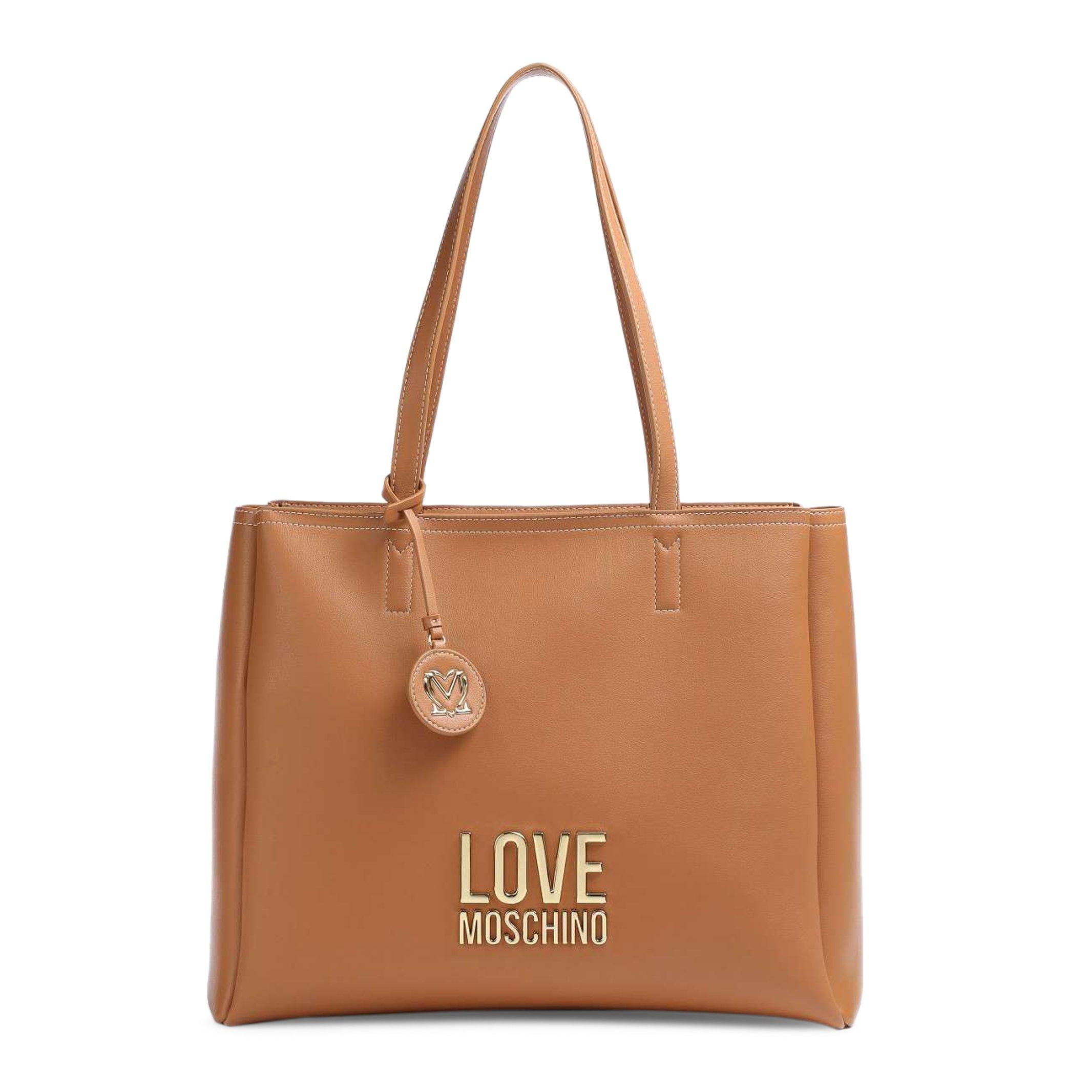 Love Moschino Women's Shopping Bag Various Colours JC4100PP1DLJ0 - brown NOSIZE