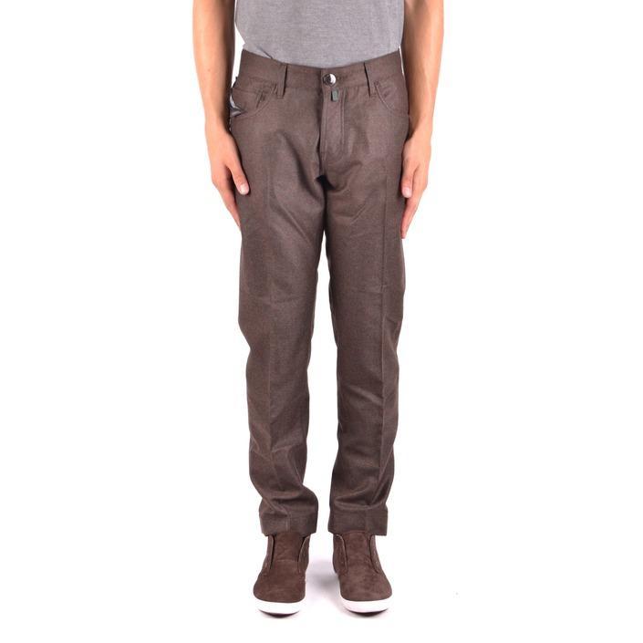 Jacob Cohen Men's Trouser Brown 163680 - brown 33