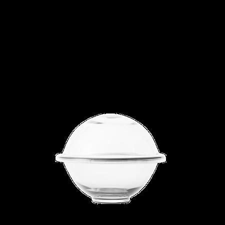 Chapeau Godteriskål Munnblåst Glass Klar Ø16 cm