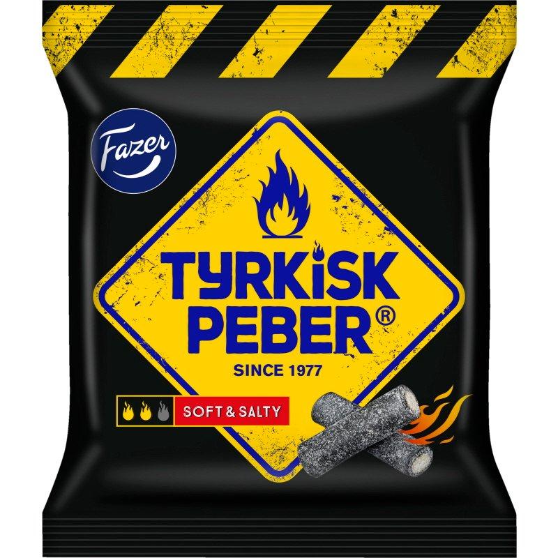 Tyrkisk Peber Soft&Salty - 35% rabatt