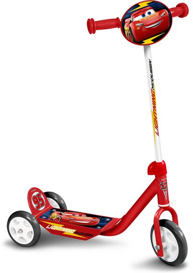 Cars 3 Scooter Trehjuling