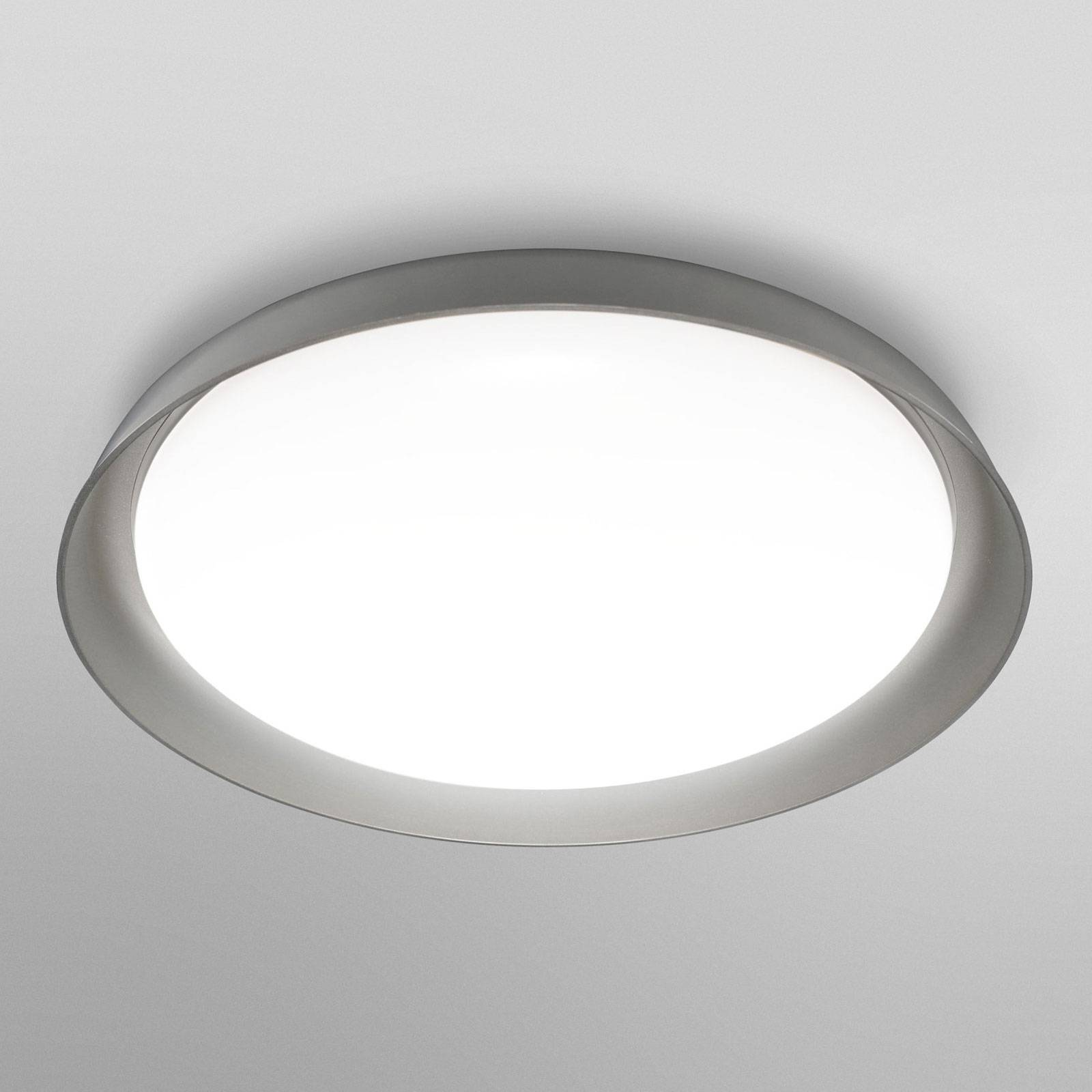 LEDVANCE SMART+ WiFi Orbis Plate CCT 43 cm harmaa