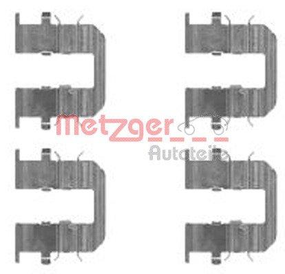 Tarvikesarja, jarrupala METZGER 109-1746