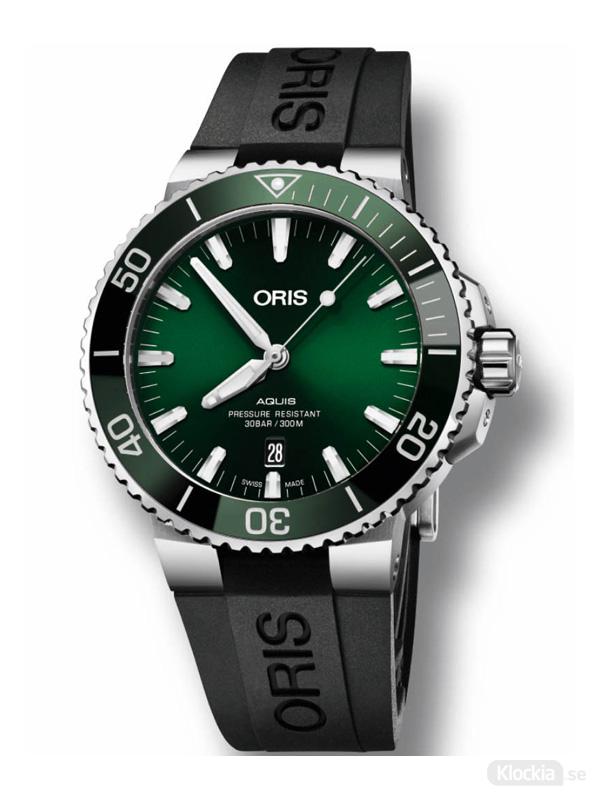 ORIS Aquis Date 43.5mm 733-7730-4157-07-4-24-64EB
