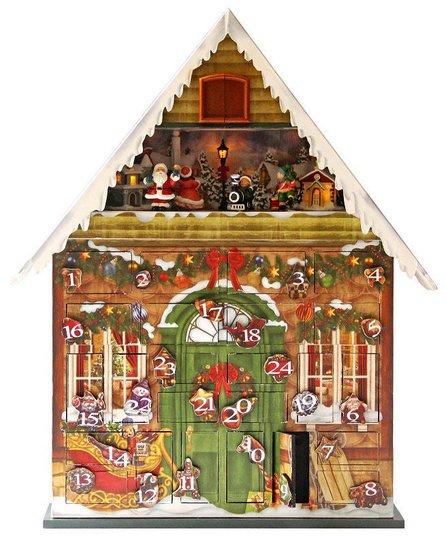 Spieluhrenwelt Julekalender