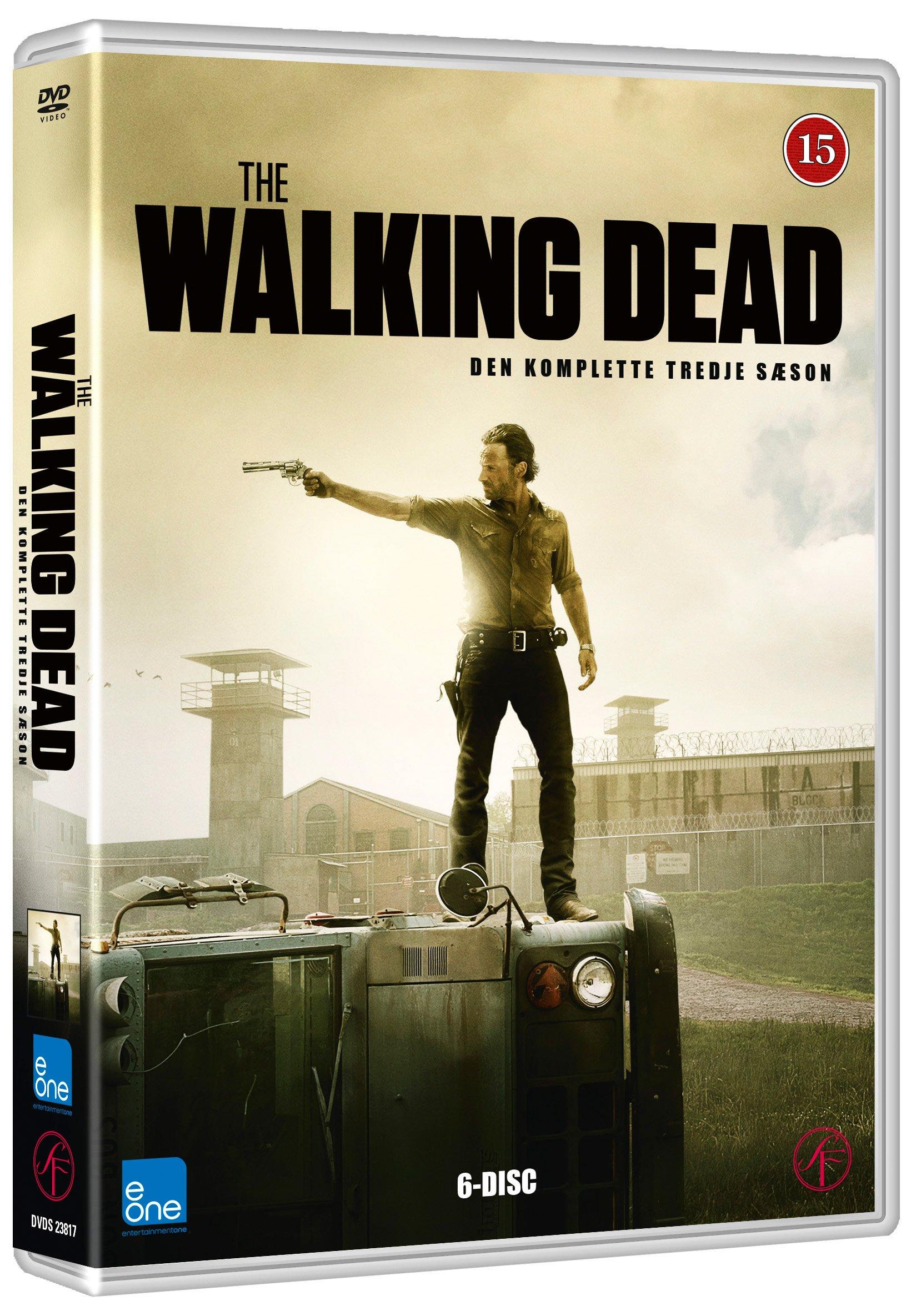 The Walking Dead - Season 3 - DVD