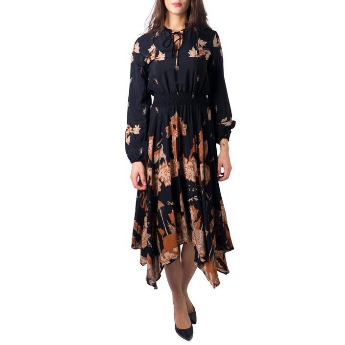 Desigual Women's Dress Black 184509 - black XS