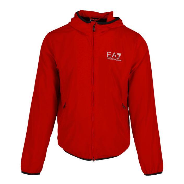 Emporio Armani Men's Jacket Red 196320 - red L