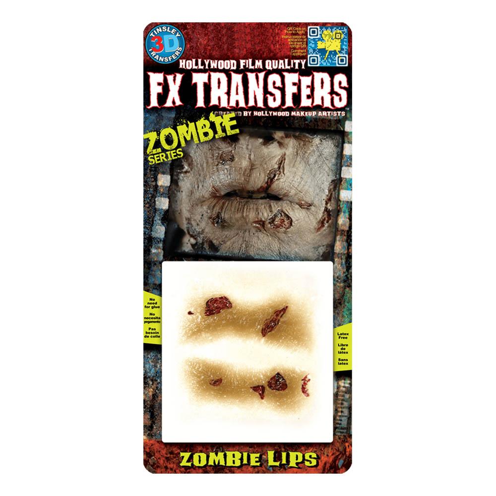FX Transfer Zombie Lips