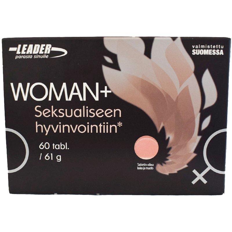 Leader Woman+ 60tabl - 59% alennus