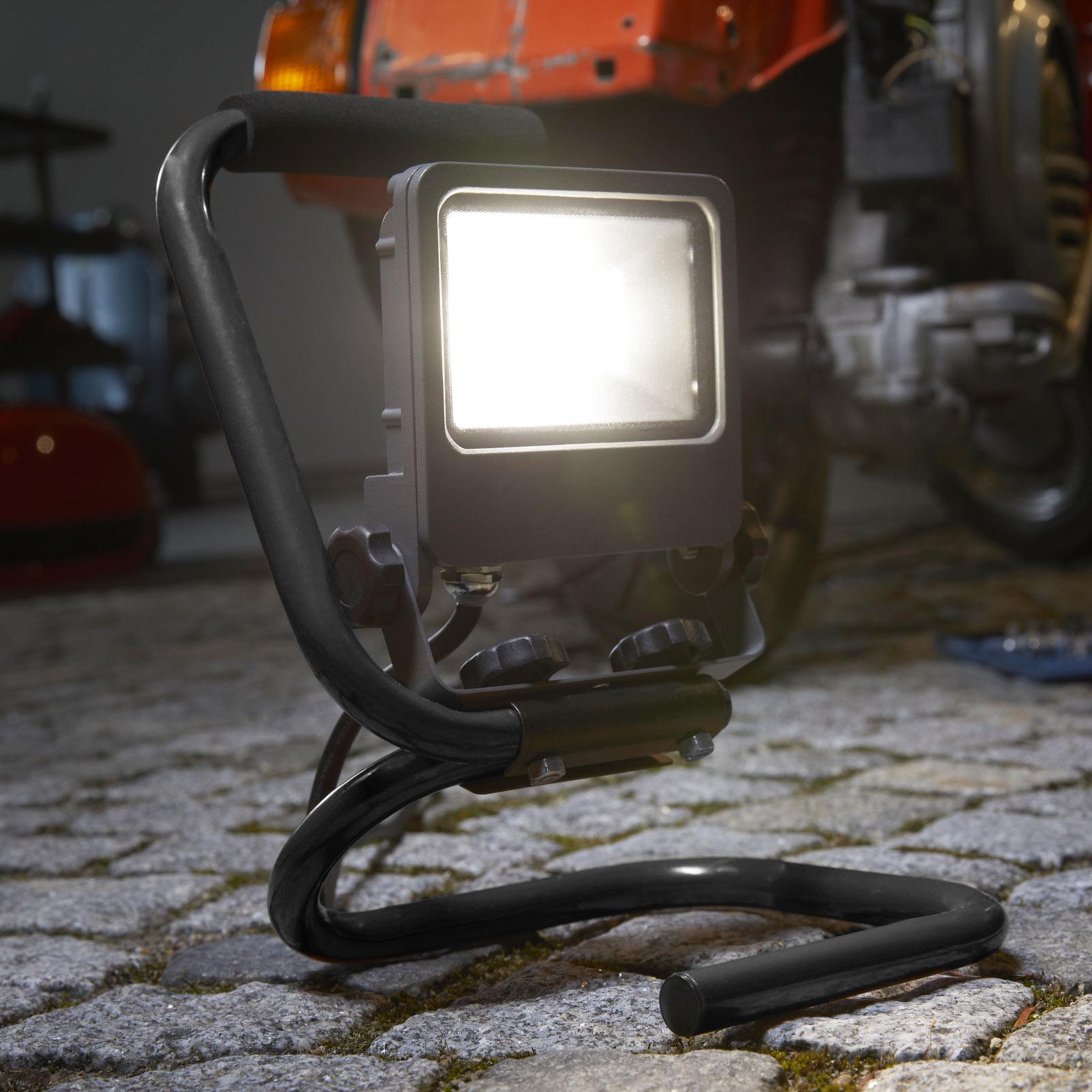LEDVANCE Worklight -LED-työvalaisin S-Stand 20 W