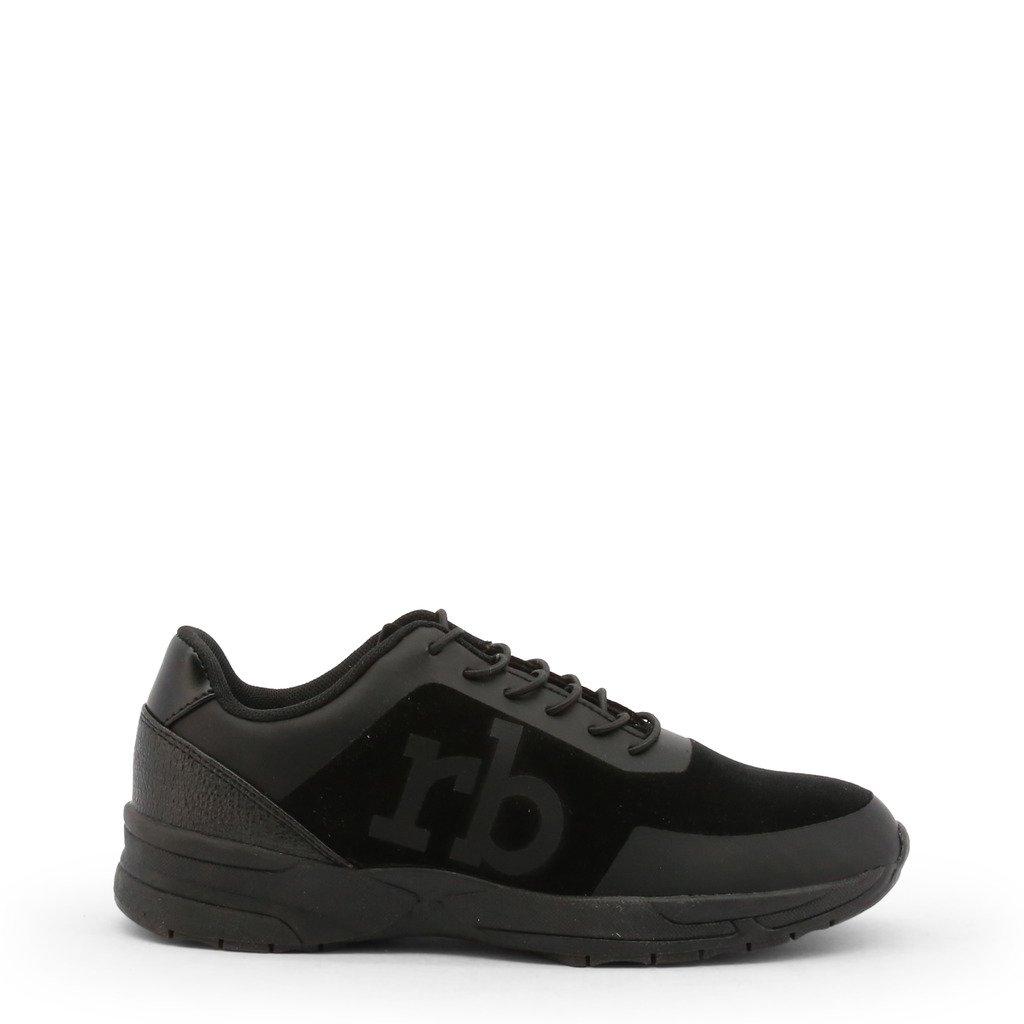Roccobarocco Women's Sneakers Shoe Black 342955 - black EU 37