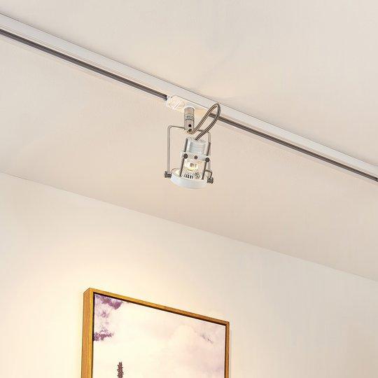 LED-spotti Arika kiskojärjestelmään, valkoinen