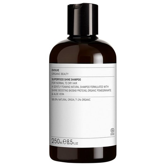 Evolve Superfood Shine Shampoo, 250 ml