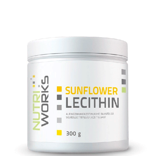 Sunflower Lecithin 300 g, Natural