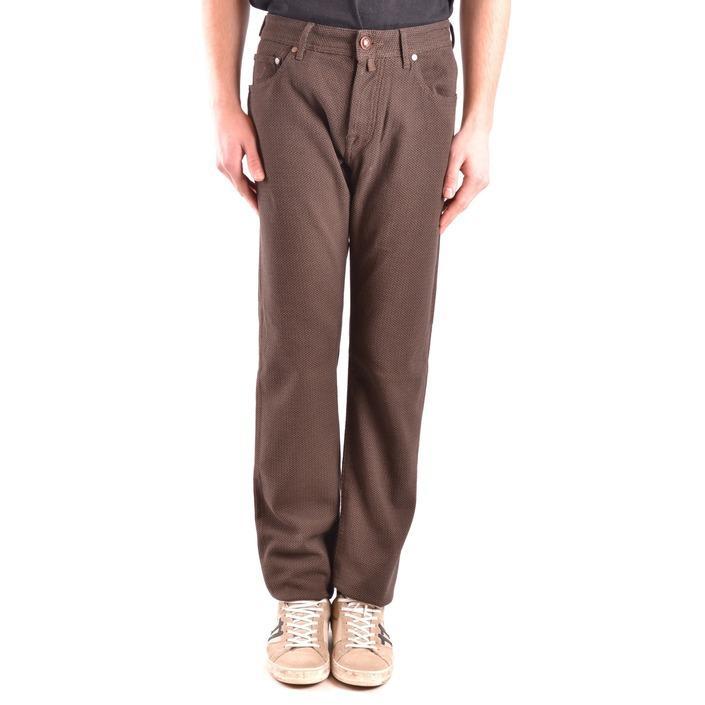 Jacob Cohen Men's Jeans Brown 164828 - brown 32
