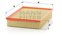 Ilmansuodatin MANN-FILTER C 34 200
