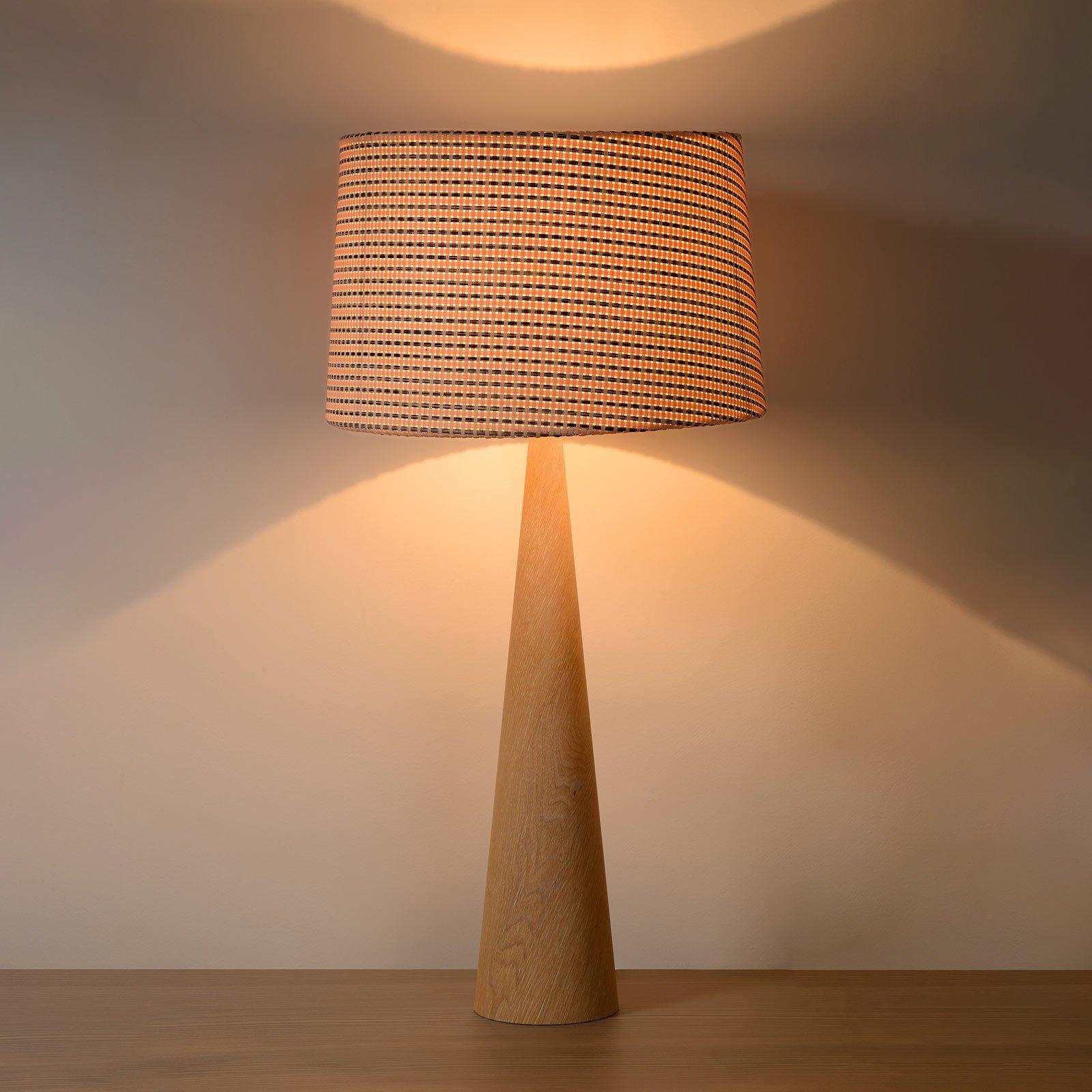 Conos bordlampe med lys trefot