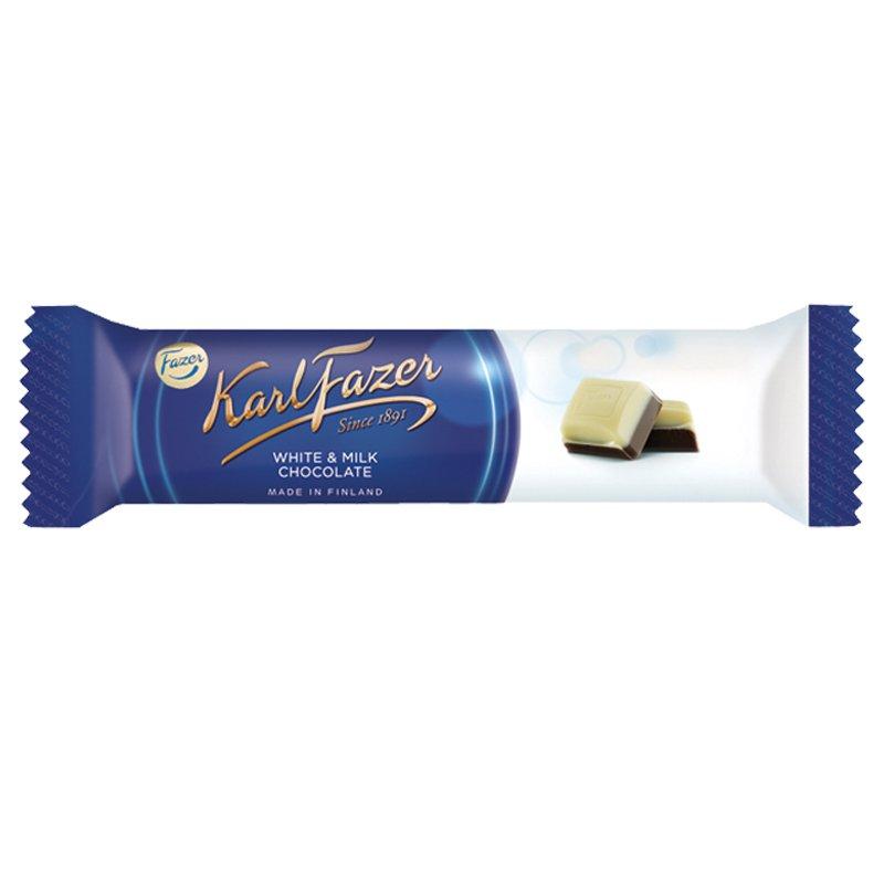 Suklaapatukka Sininen & Valkoinen - 12% alennus