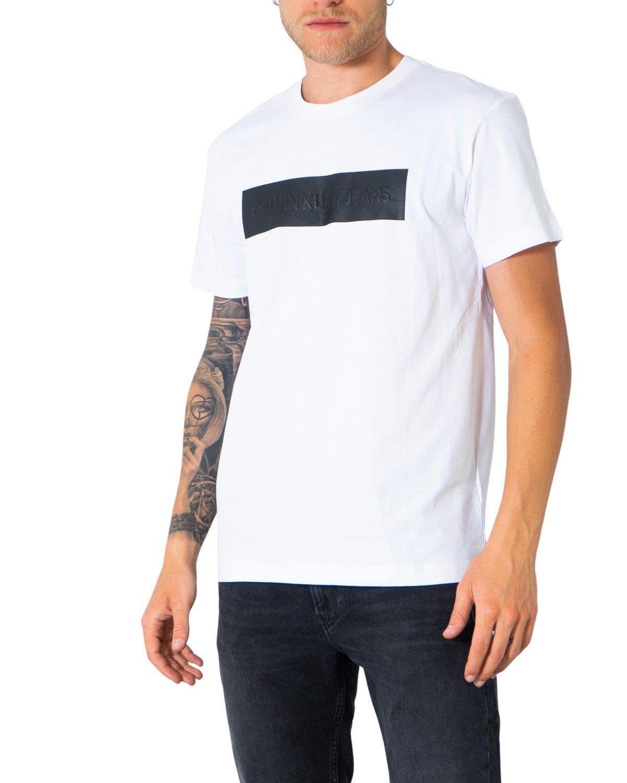 Calvin Klein Jeans Men's T-Shirt Various Colours 304971 - white L