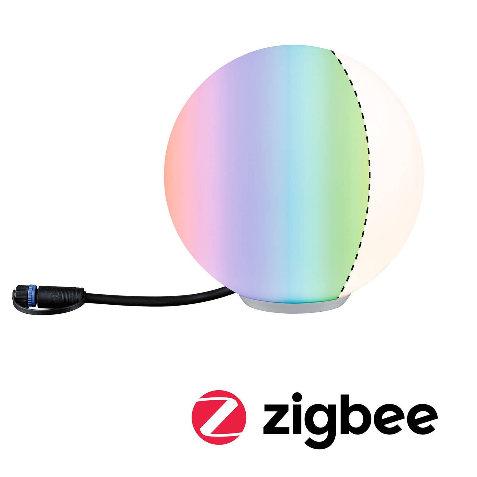 Paulmann Plug &Shine-koristevalo Globe ZigBee RGBW