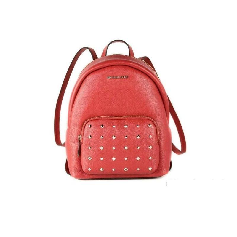 Michael Kors Women's Erin Backpack Red 24638