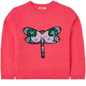 Billieblush Ladybug Tröja Fuchsiafärgad 2 år