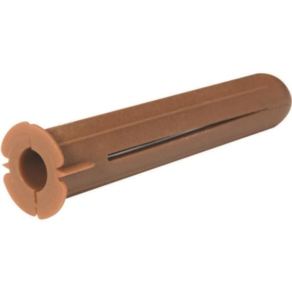 Schneider Electric 1005016 Tulppa Irtonainen, 8 x 40 mm, ruskea, 100 kpl