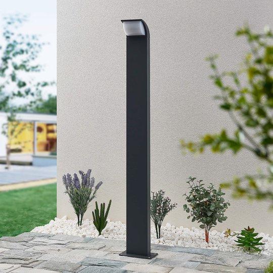 Lucande Tinna -LED-pylväsvalaisin, 100 cm
