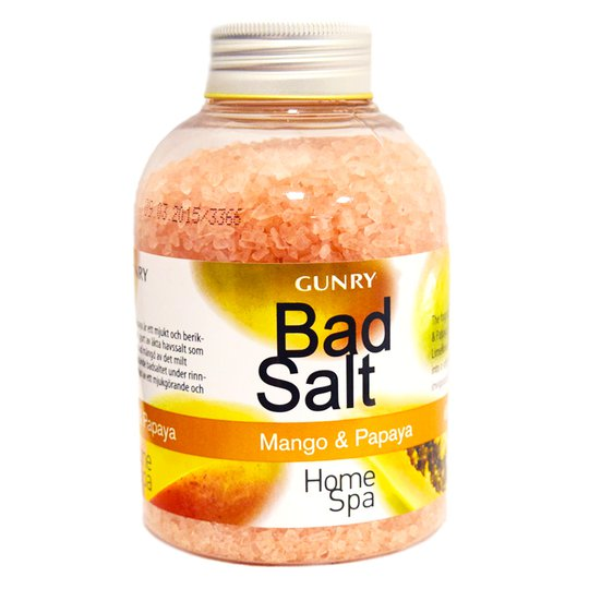 Badsalt Mango & Papaya 600g - 57% rabatt