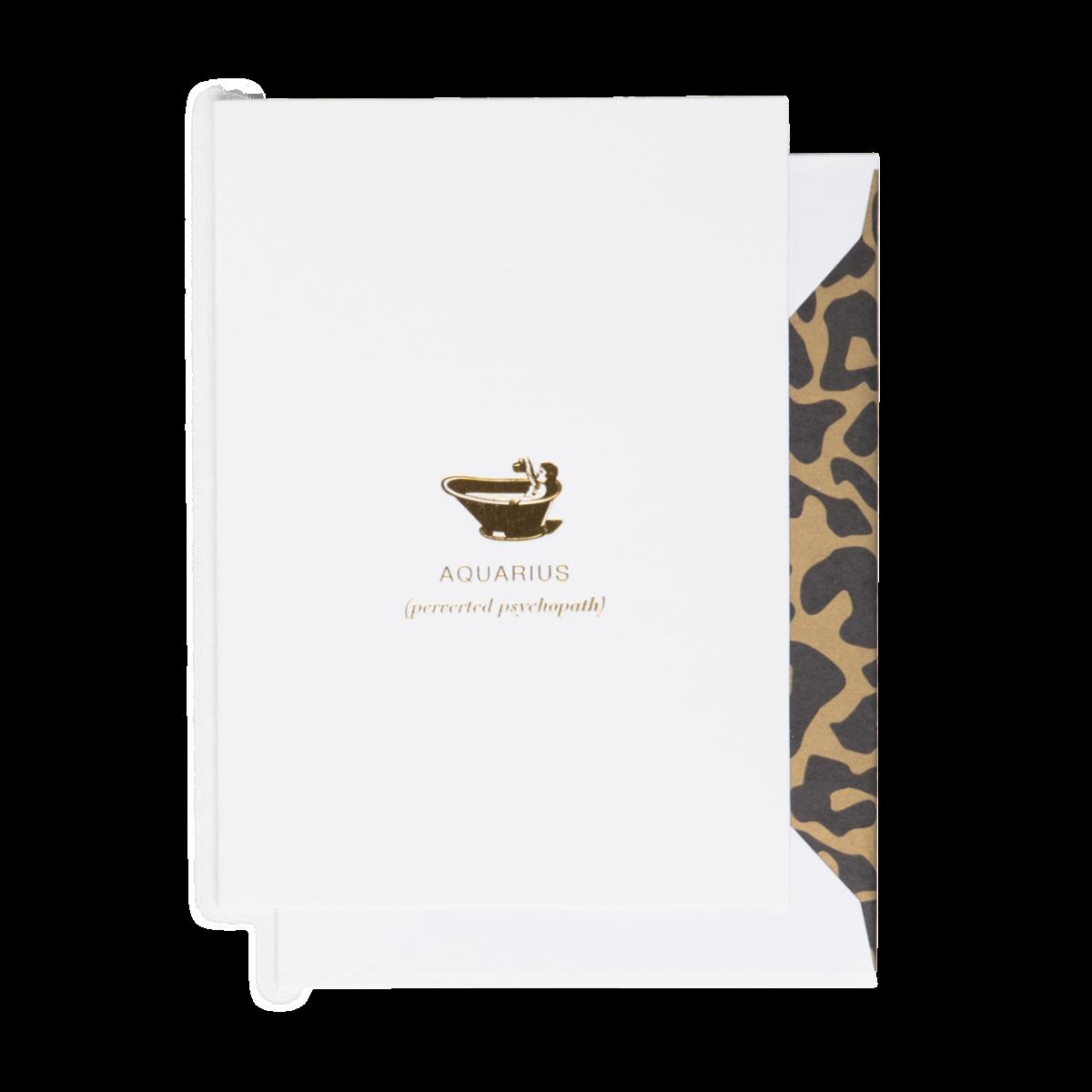 Cardsome | Cards - Aquarius