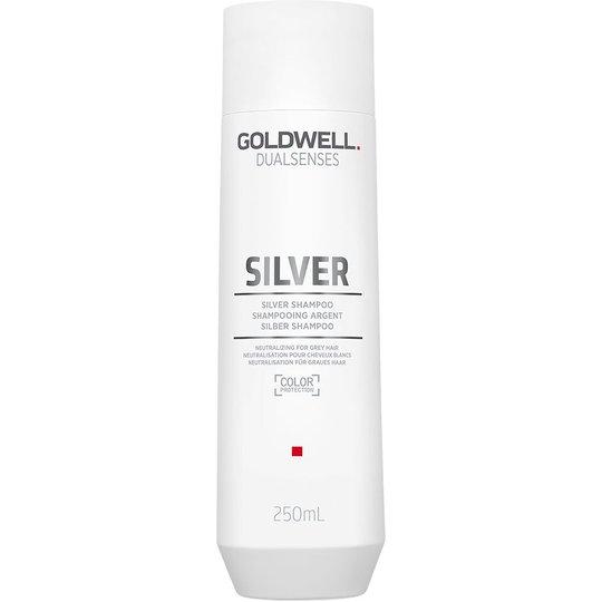 Dualsenses Silver, 250 ml Goldwell Hopeashampoot