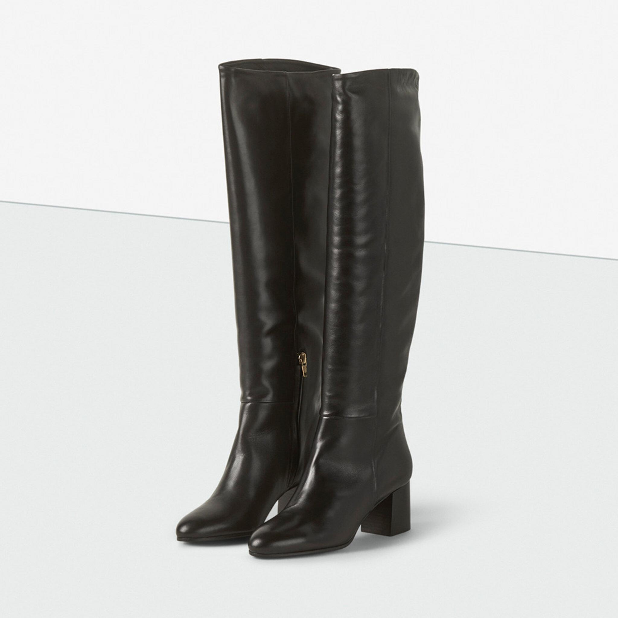 Jade High Boot