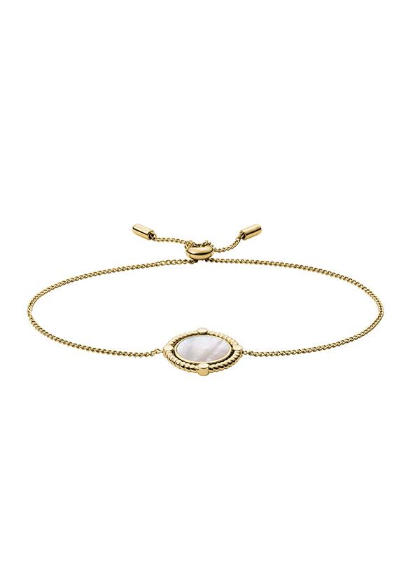 FOSSIL Armband Val - Guld JF03799710 - Damsmycke