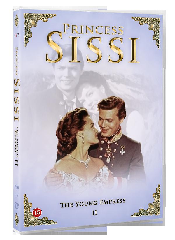 Prinsesse Sissi 2- DVD