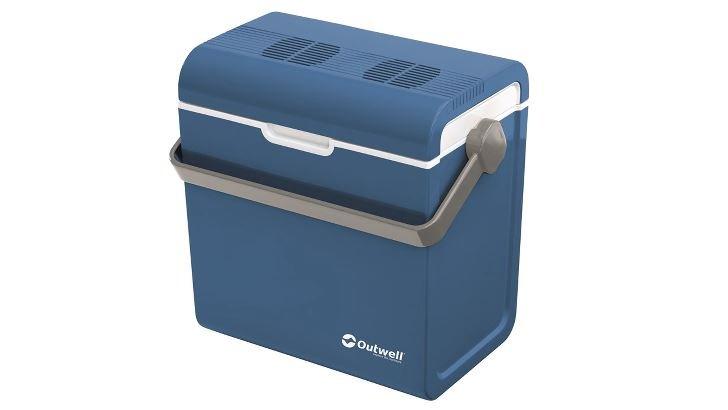 Outwell - Ecocool Lite Cool Box 24L 12V/230V - Light Blue (590182)