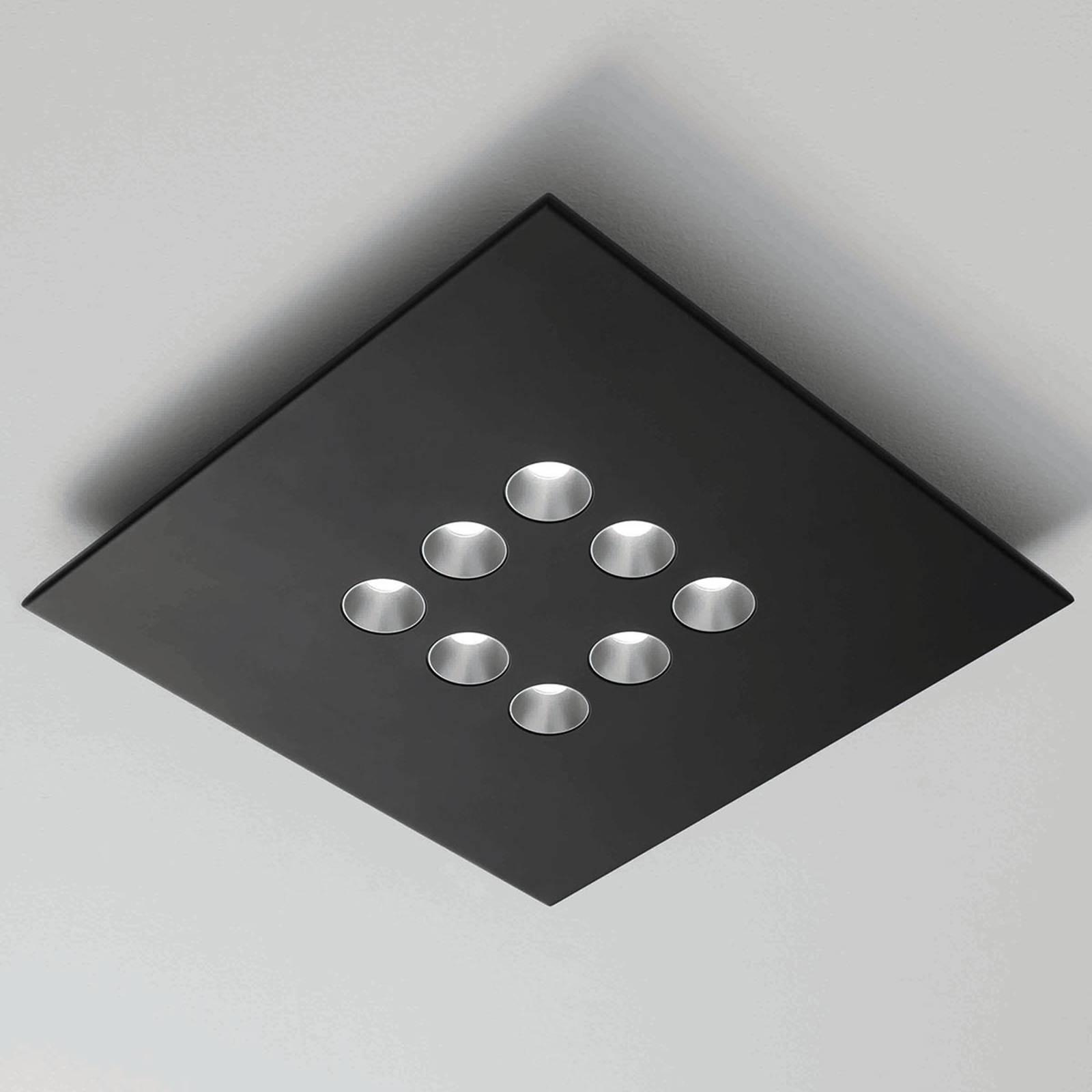 ICONE Confort -LED-kattovalaisin, moderni muotoilu