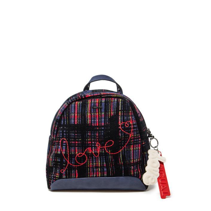Desigual Women's Backpack Blue 167629 - blue UNICA